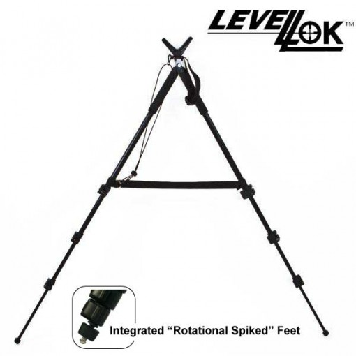 Bipod Shooting Support