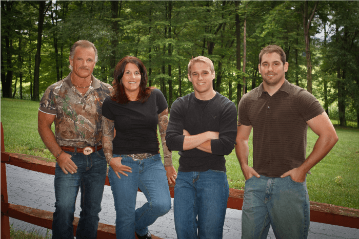 LevelLok Shooting Systems Team