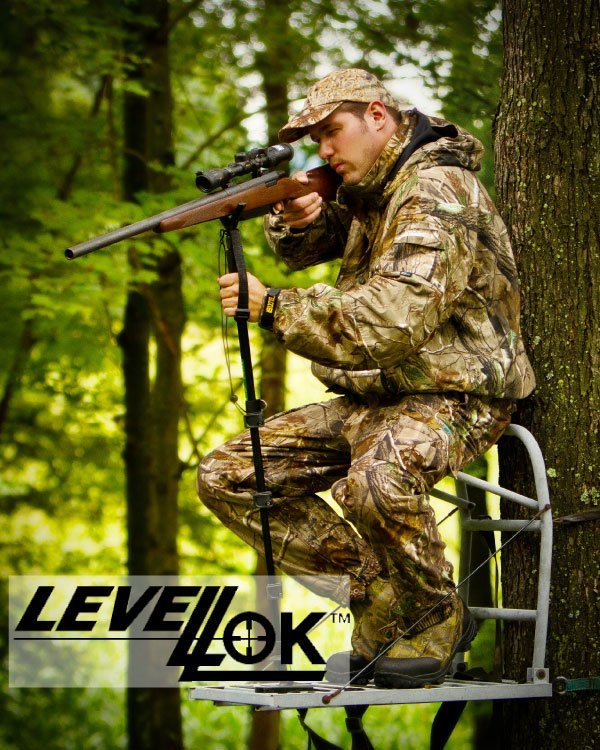 Monopod Shooting Stick Levellok Shooting Systems